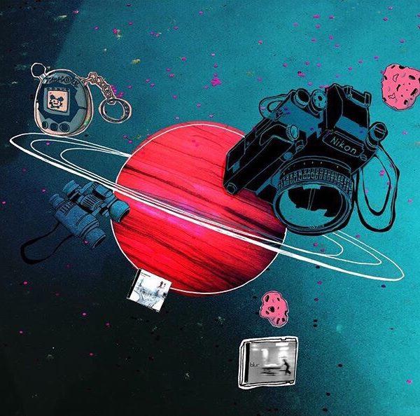 Ilustrácie od Niny Šefčík