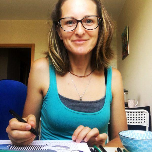Nina Šefčík freelancer